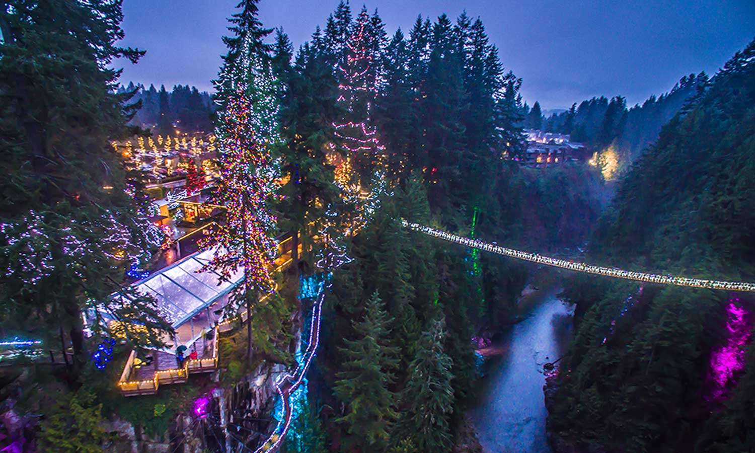 Pre X-Mas Package to Vancouver