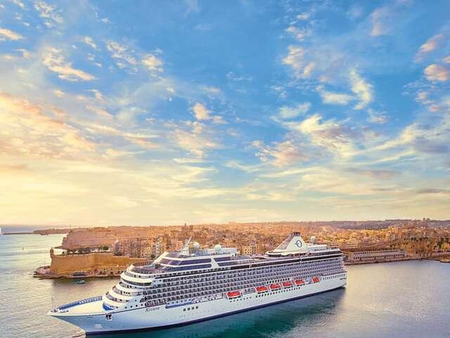 Oceania Cruises - Dream, Plan, Discover
