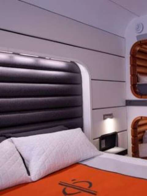 Disney Shares First Look of Star Wars: Galactic Starcruiser Hotel Rooms