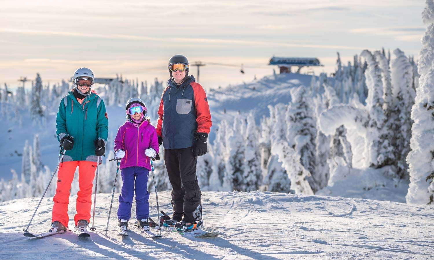 Bringing Your Kids to Big White? Here are Some Tips