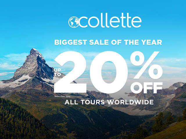 Collette - Collette's Biggest Sale of the Year