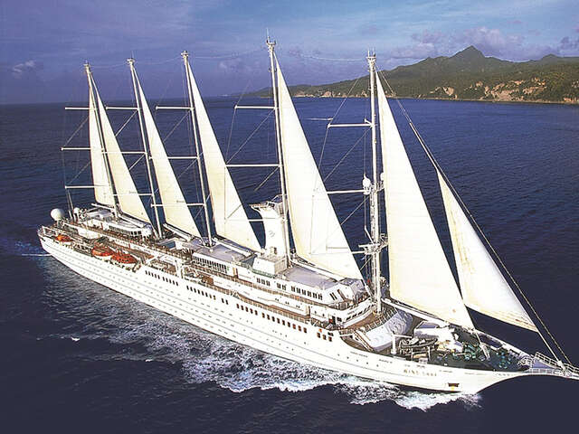 Windstar Cruises Plans for a Return to Sailing in May 2021 and Launches a Bon Voyage 2020 Holiday Sale
