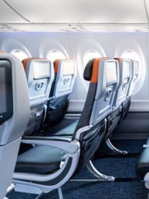 JetBlue's Newest Plane Makes Flying Economy Much More Comfortable