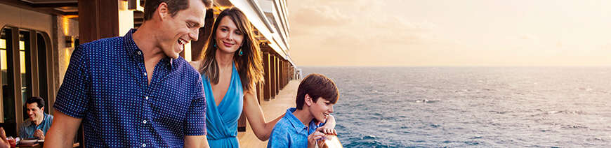 Norwegian Cruise Line - 30% Off + 5 Free Offers