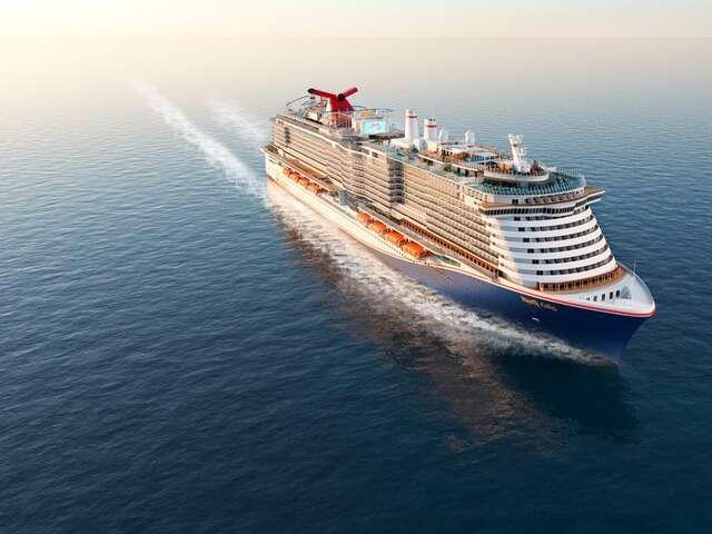 Carnival Cruise Line  - Hello Future. Hello Fun.