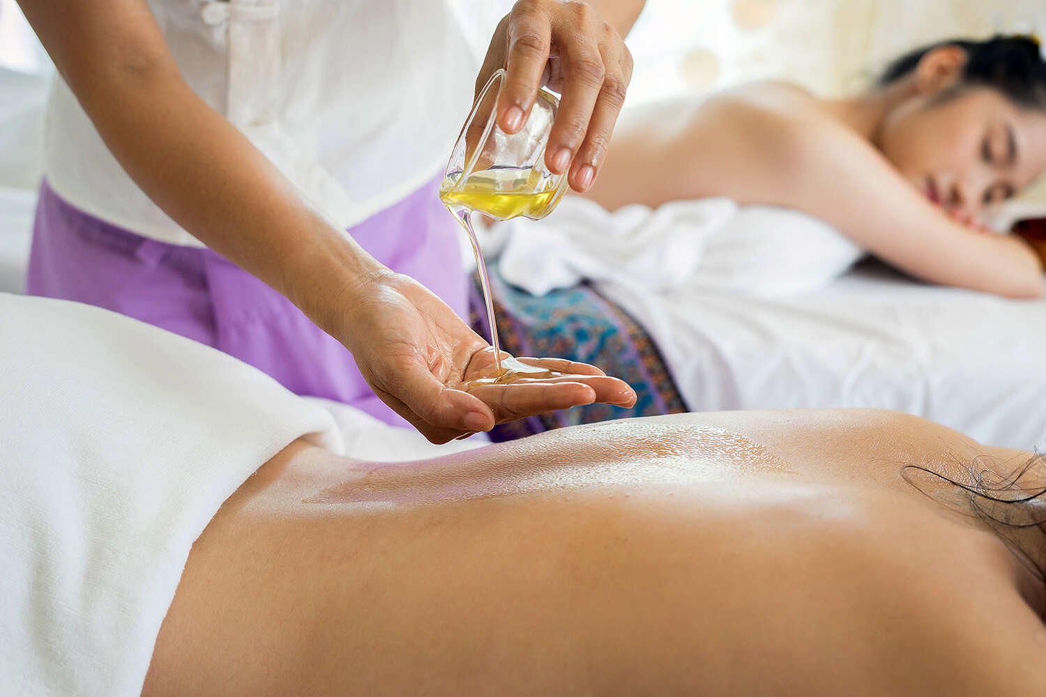 Mother Daughter Spa Staycation