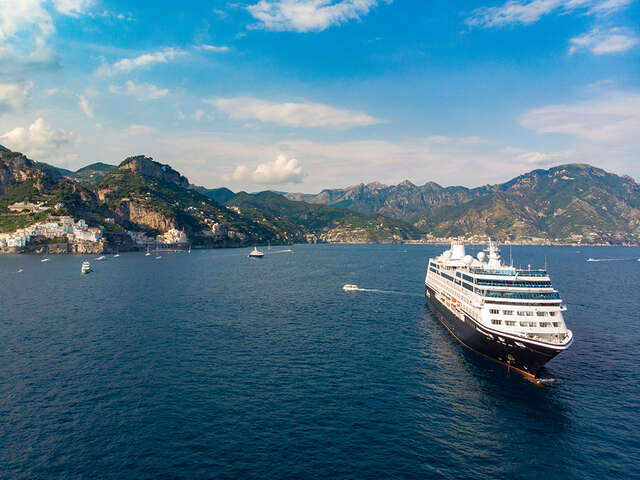 New Azamara Owner Announces Plans to Add Fourth Ship to Fleet