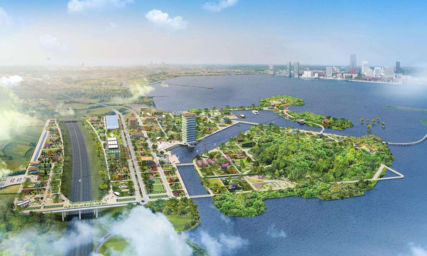 Everything you can look forward to seeing at Floriade 2022