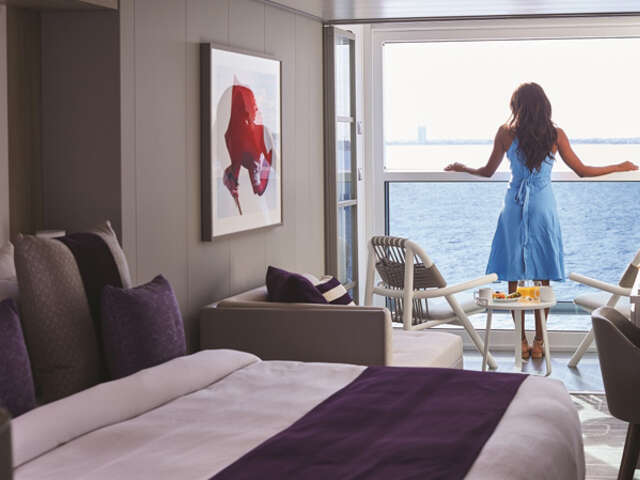 Celebrity Cruises - Book an oceanview stateroom and receive $75 OBC