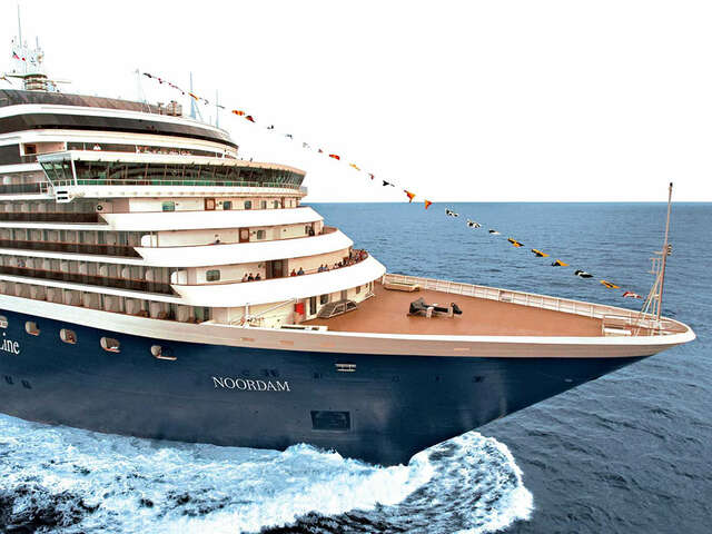 Holland America Line Opens Booking on 2022-23 Cruises