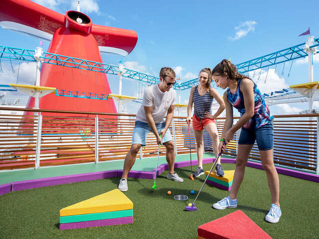 Carnival Cruise - Book today & receive up to $50 to Spend Onboard!