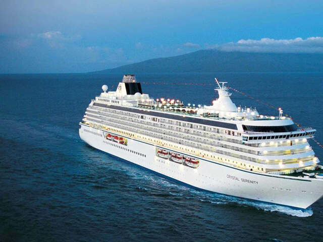 Crystal Cruises Launches New Close-to-Home Bahamas Escapes  from Nassau and Bimini Beginning July 2021