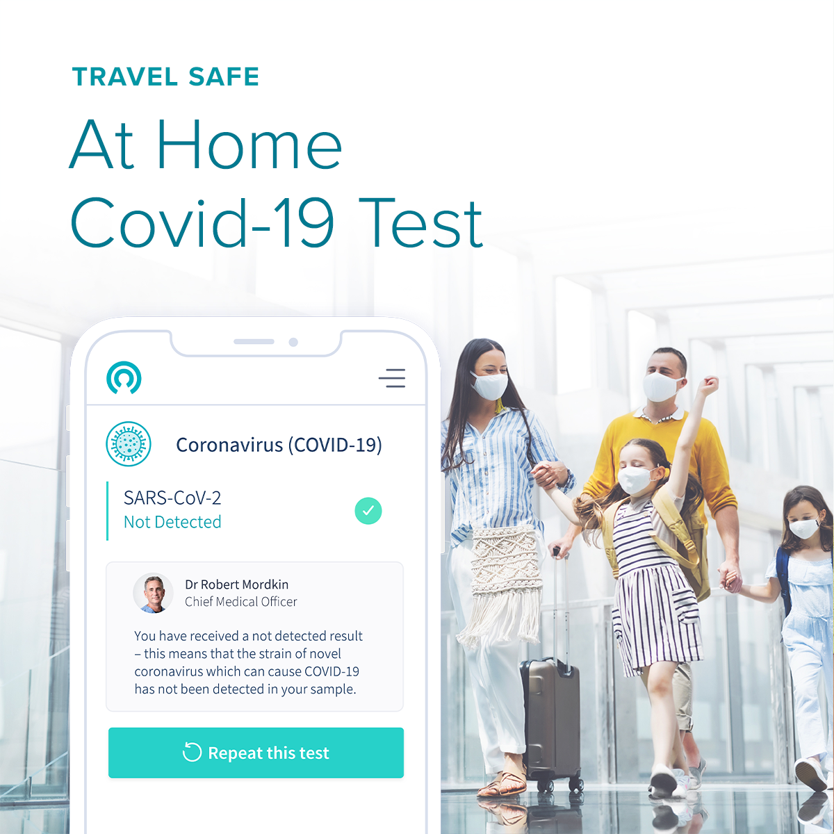 Need a COVID-19 Test for Travel?