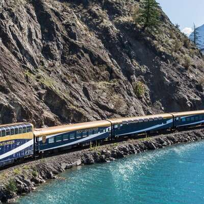 Rocky Mountaineer -Journey Through the Clouds May 2022