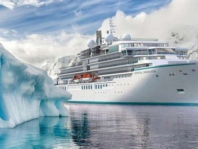 Crystal Endeavor's Luxury Iceland Expeditions Open to Extraordinary Demand
