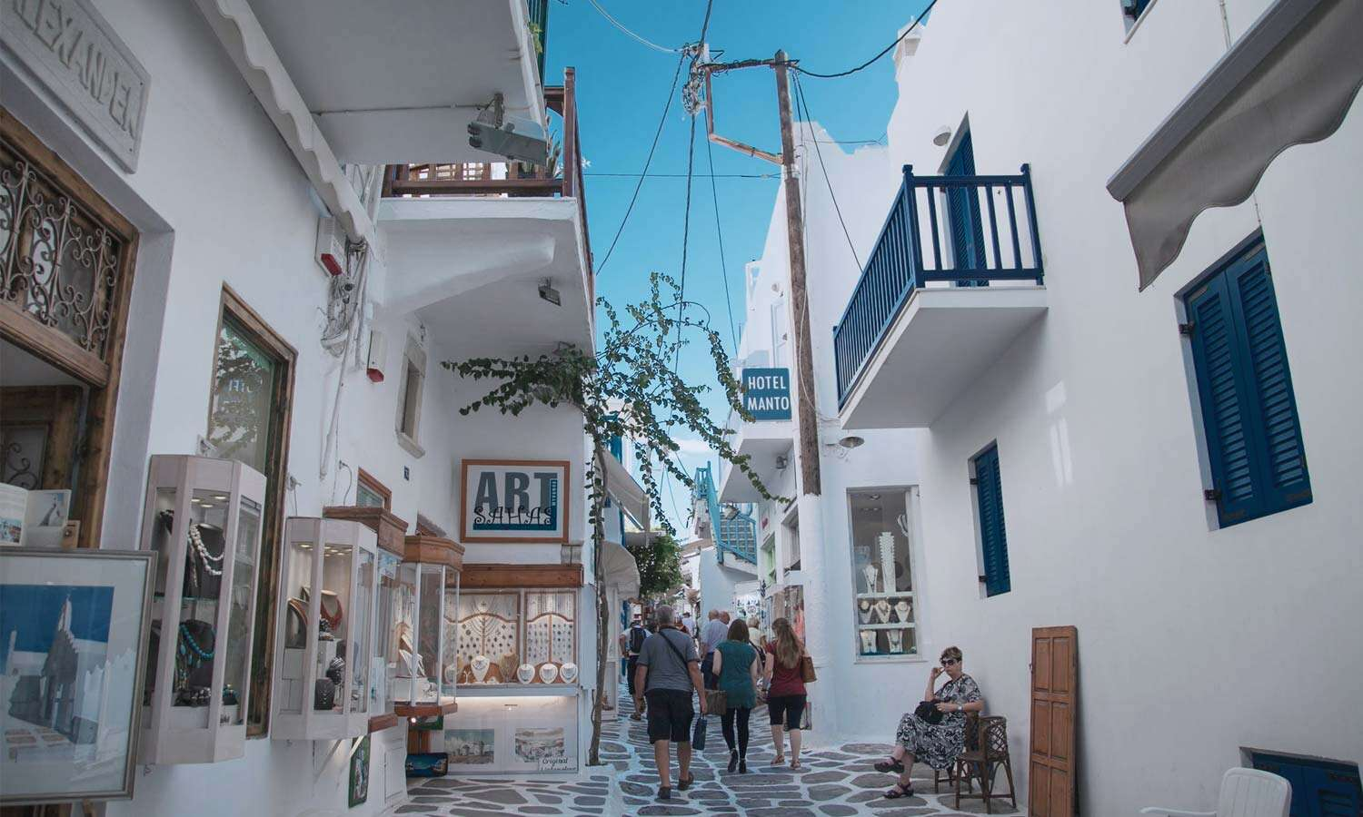Uncover the Roots of Mykonos Through Agrotourism