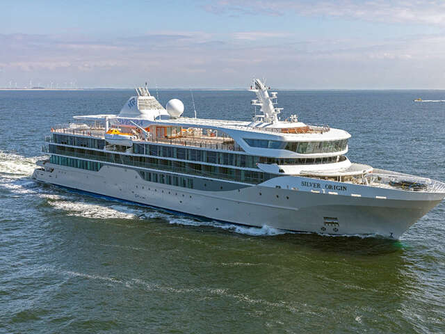 Silversea Announces Its Return to Service in the Galápagos with Enhanced Itineraries Aboard Silver Origin