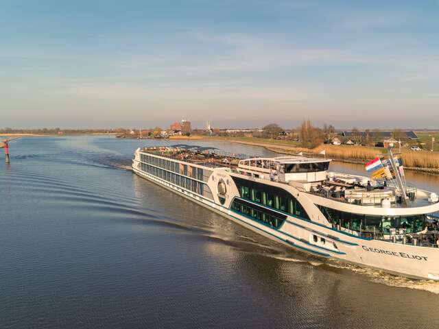 Riviera River Cruises Takes Guests to Floriade Expo!