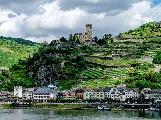 8 Day Rhine River Cruise 2023