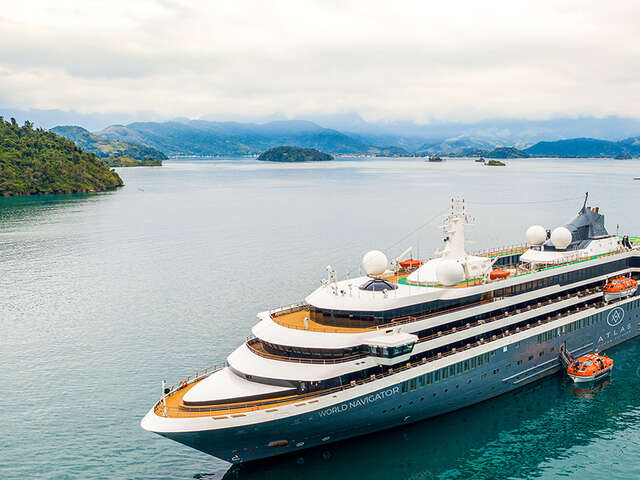 Atlas Ocean Voyages to Offer Suite Accommodations for Solo Travellers