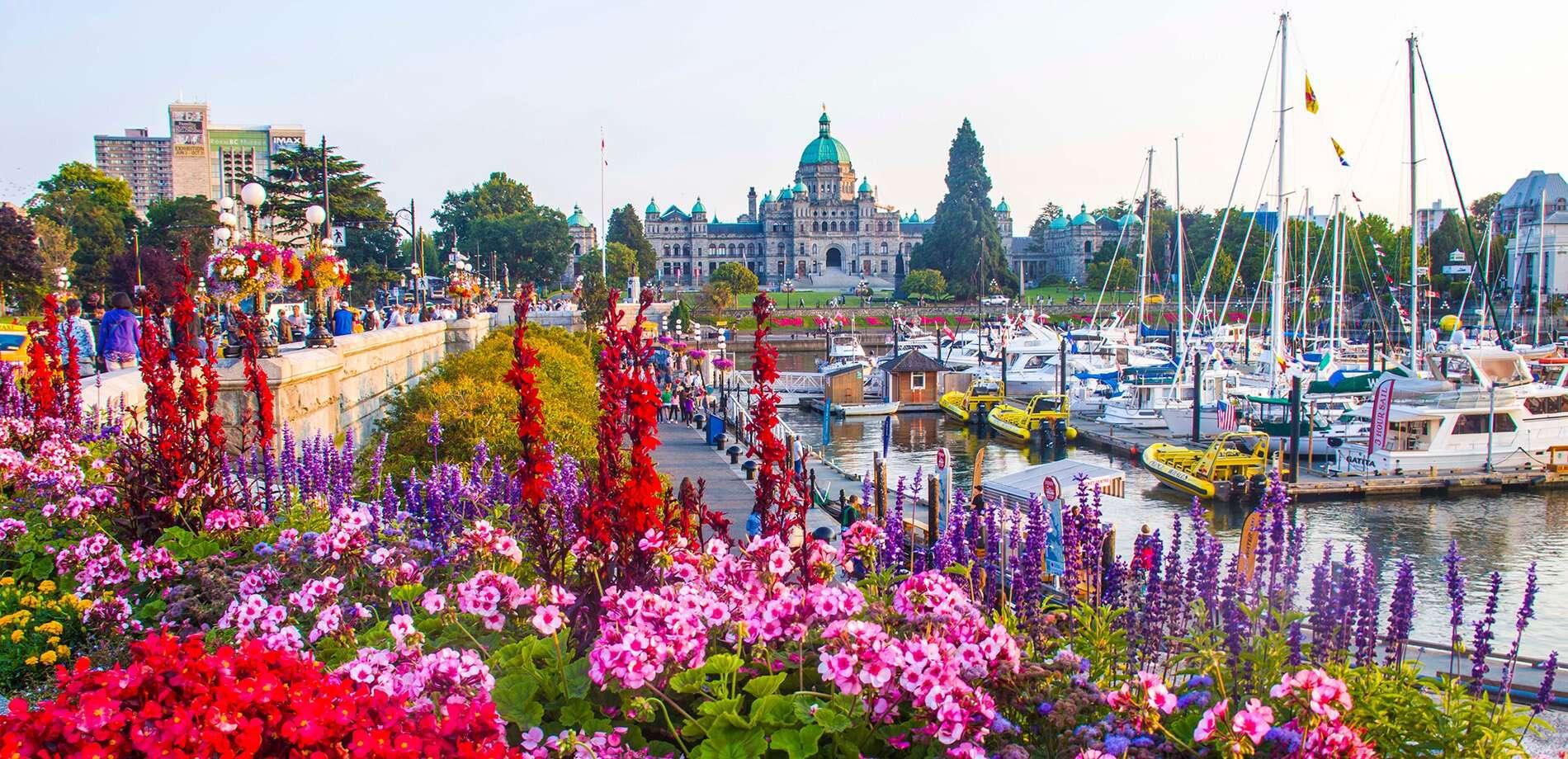 Discover Victoria, BC