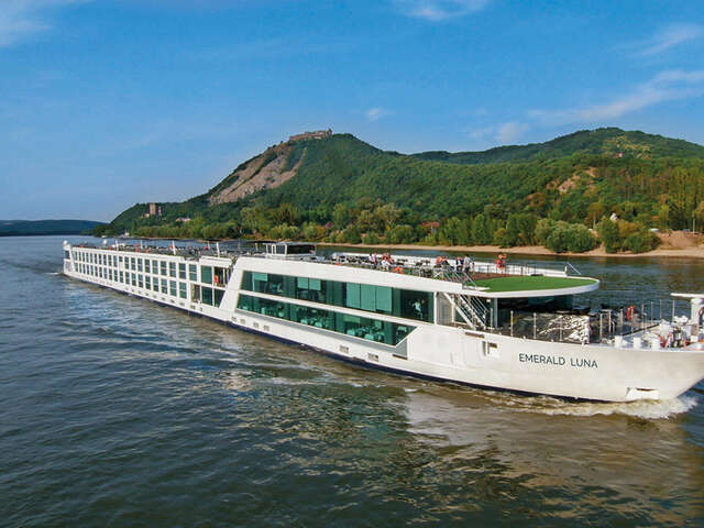 Emerald Cruises Featuring 2022 European River Cruises Sale
