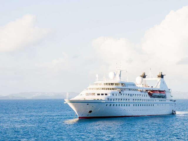 Windstar Cruises' Reimagined Star Legend Makes Debut in Portugal