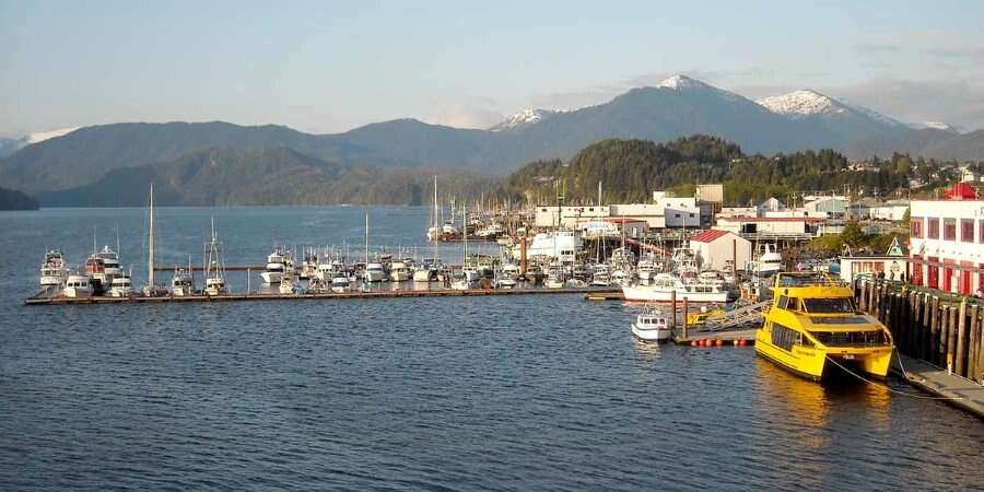 Canadian Frontier Town - Prince Rupert - Full Day