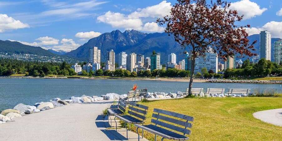Welcome to Canada! - Vancouver, Canada