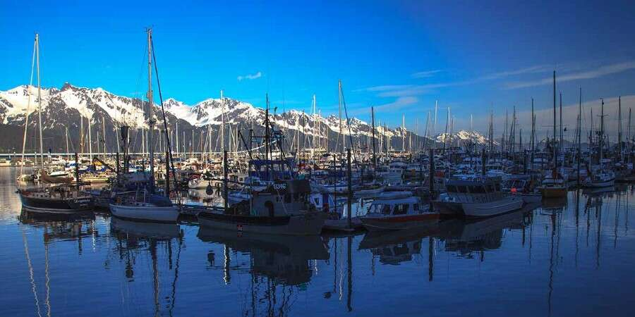 Historic Seward - Seward / Anchorage - Disembarkation - Hotel
