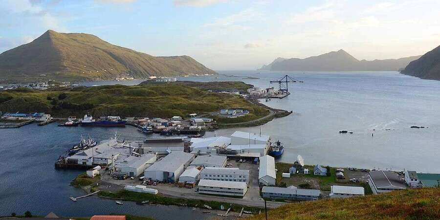 The Toughest Job in the World - Dutch Harbor - Half Day