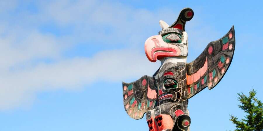 First Nations – Keepers of the Inside Passage - Alert Bay, British Colombia