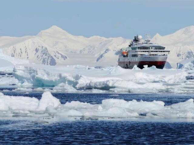 Exploration of Antarctica, Falklands and South Georgia (Itinerary 2)