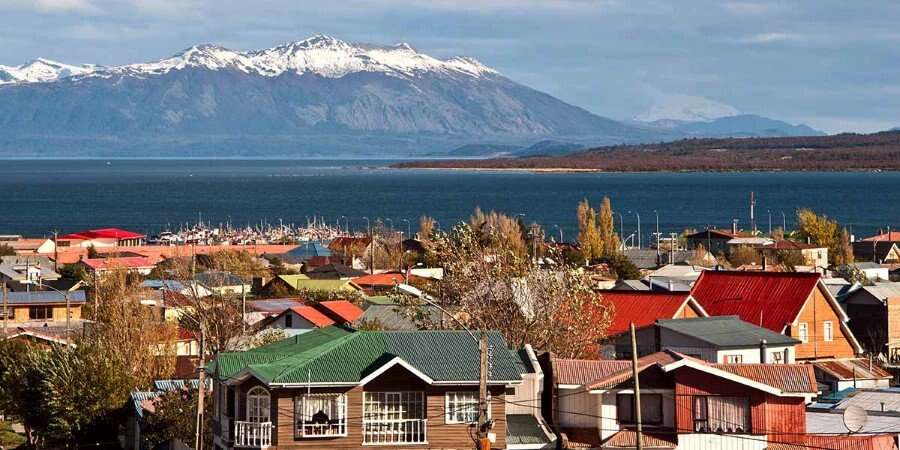 Torres del Paine National Park - Puerto Natales - Overnight stay