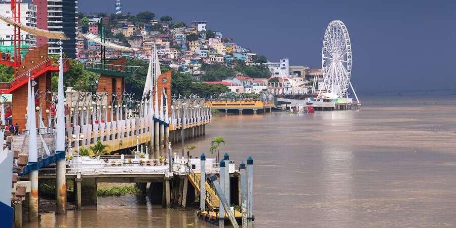 Welcome to Ecuador! - Guayaquil, Ecuador - Hotel