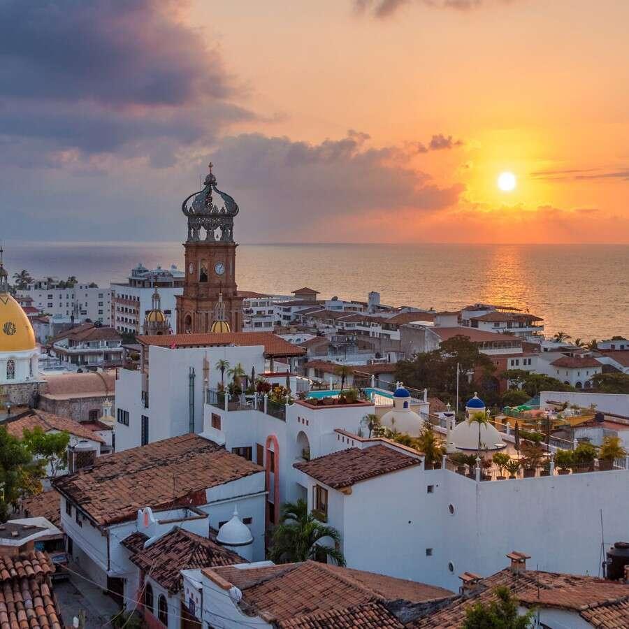 Enticing Mexican Resort City - Puerto Vallarta, Mexico