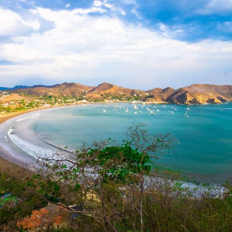 Southern Pacific Beaches - San Juan del Sur, Nicaragua