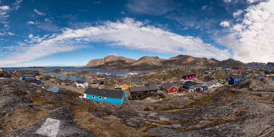 """Where There are Fox Dens"" - Sisimiut - Full Day"