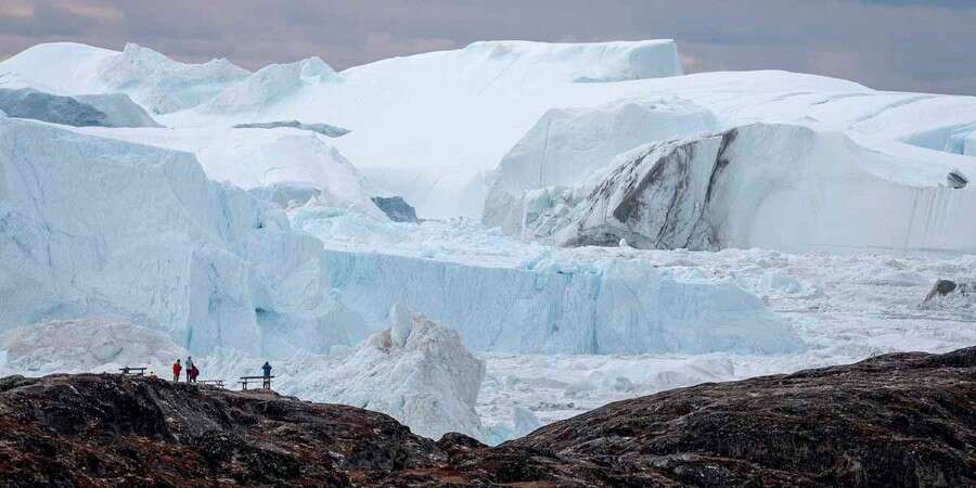 Icefjord - UNESCO World Heritage Site - Ilulissat - Full Day