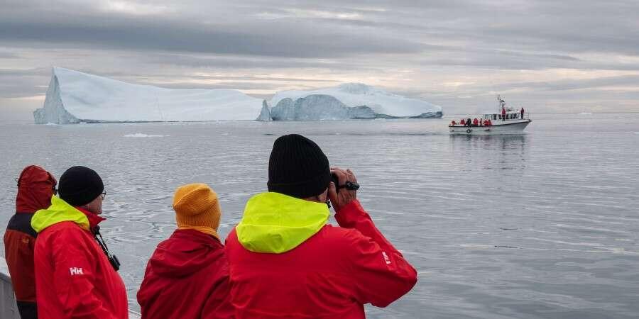 Where Icebergs are Born - Ilulissat
