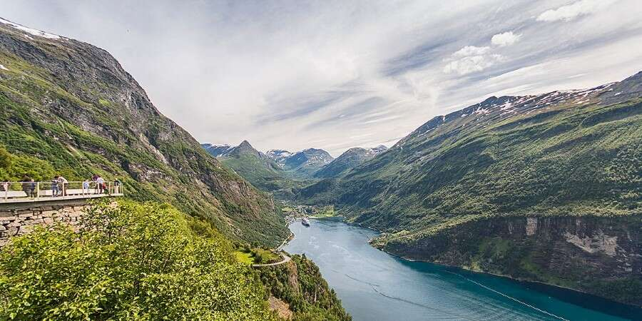 UNESCO Beauty - Geiranger, Norway