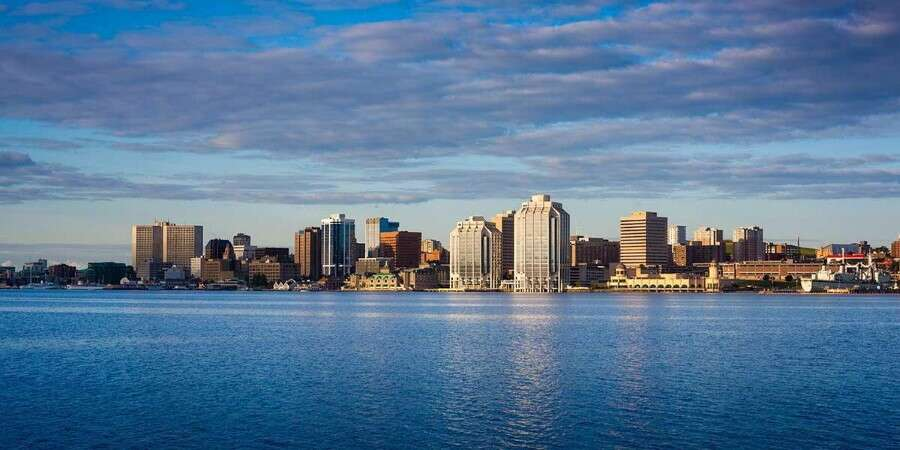 Vibrant Capital of Nova Scotia - Halifax, Canada - Embarkation