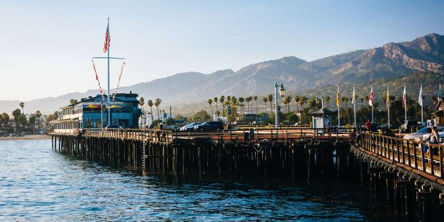The American Riviera - Santa Barbara, USA