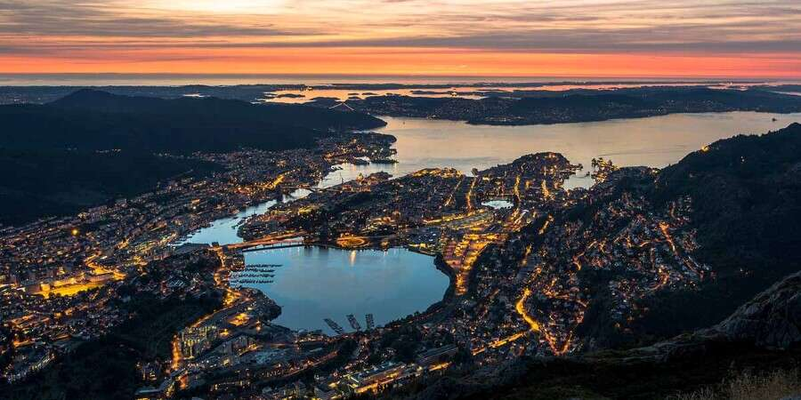 Beautiful Bergen  - Bergen - Half Day