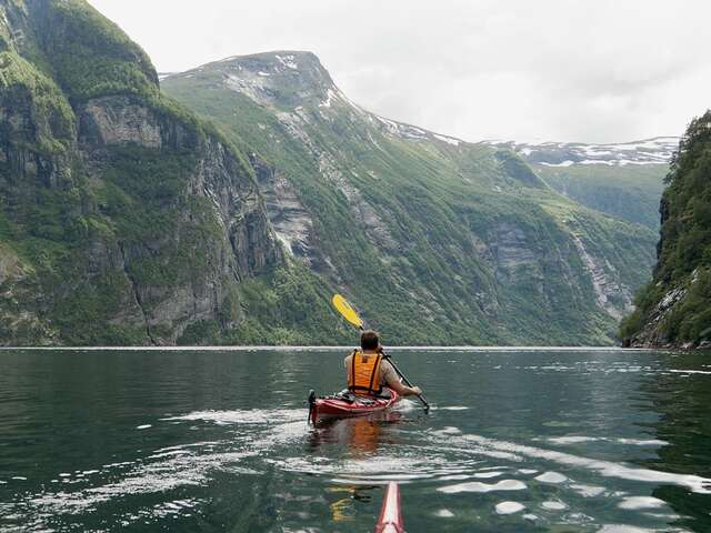 From Dover to the Norwegian Fjords