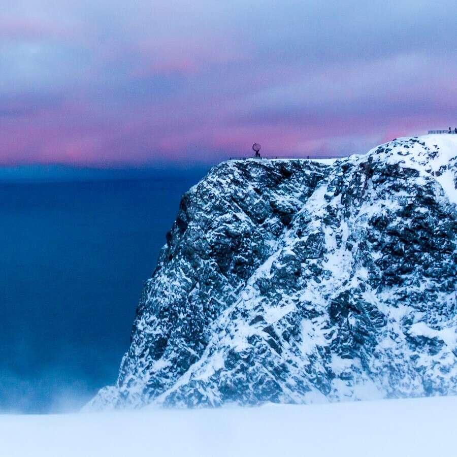 At Europe's edge - Honningsvåg, Norway