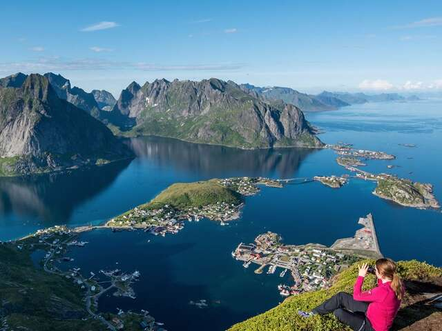 Midnight Sun Expedition Cruise from Dover