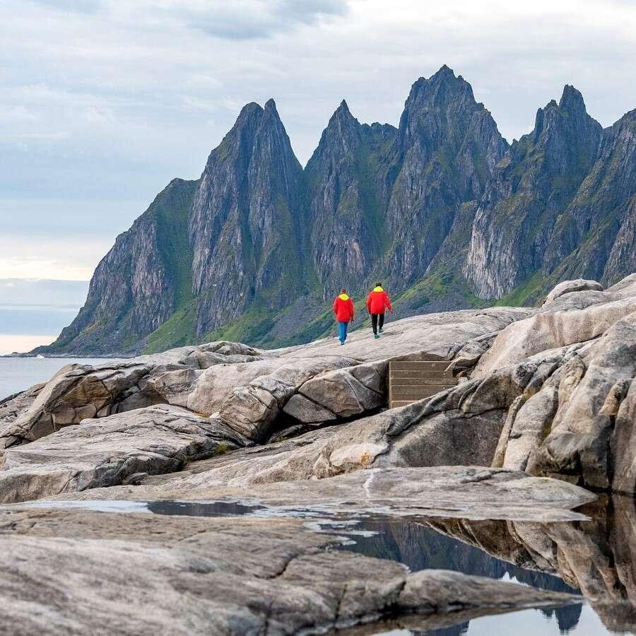 Norway in miniature - Senja, Norway