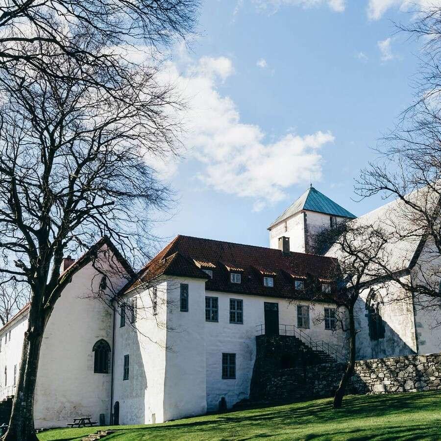 Exploring Norwegian heritage - Mosterøy