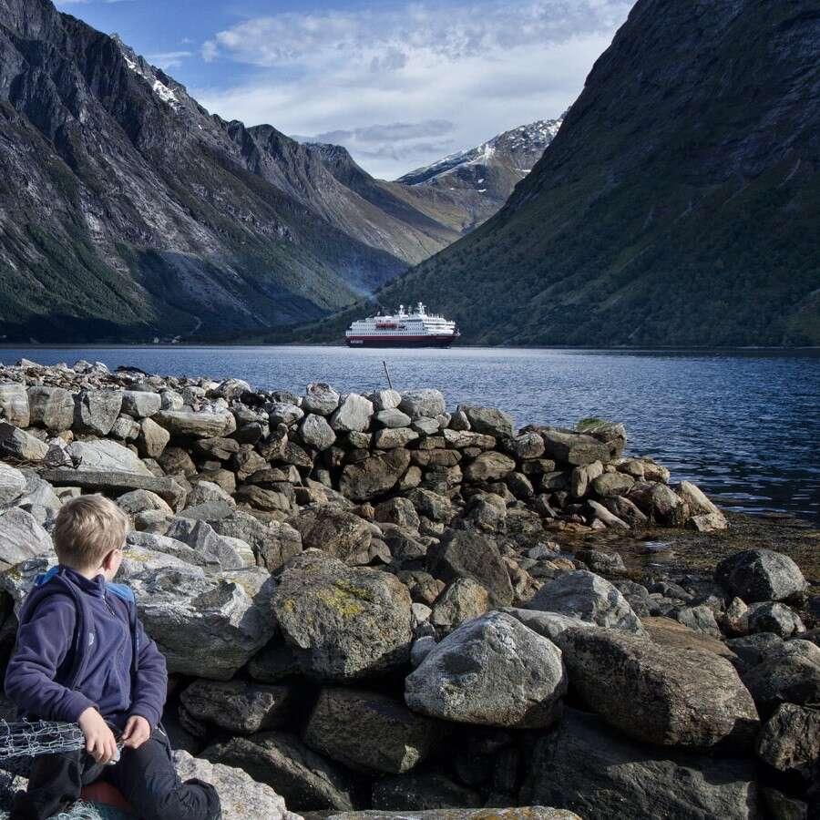 Hidden tranquility - Sæbø/Urke, Hjørundfjord, Norway